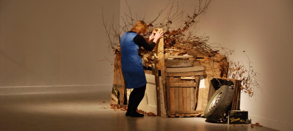 Group expo: Uit liefde voor hout
