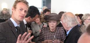 Hare Majesteit de Koningin opent tentoonstelling