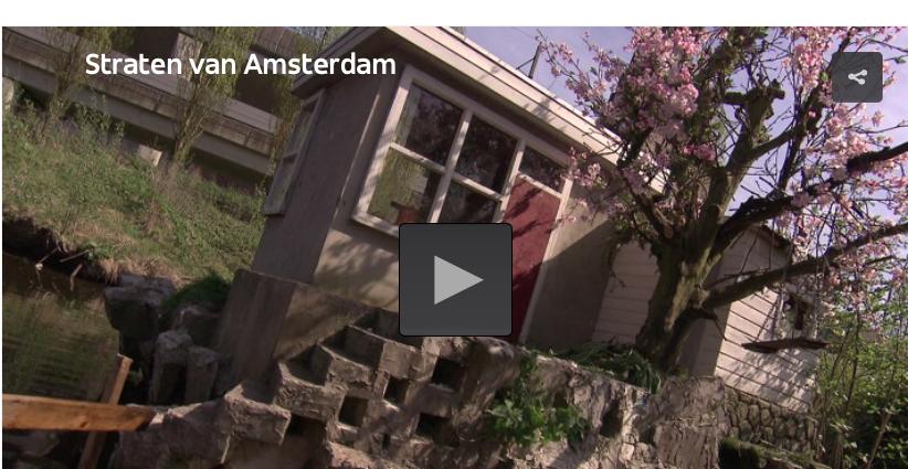 straten van Amsterdam